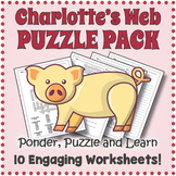 Charlotte's Web Activities Pack