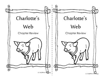 Charlotte's Web Read - a- Long Unit