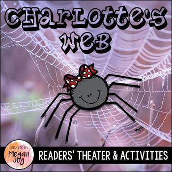 Charlotte's Web Readers' Theater Play & Novel Study