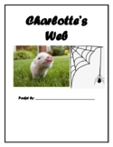 Charlotte's Web Reading Guide-- Distance Learning