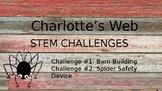Charlotte's Web STEM Challenges