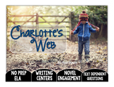 Charlotte's Web: Text Dependent Questions