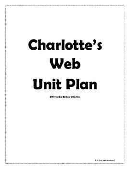 Charlotte's Web Unit Plan