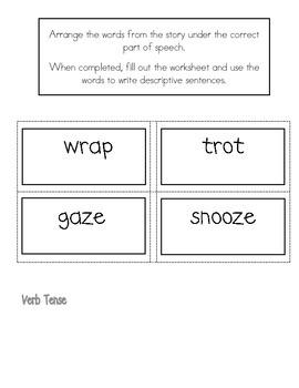 Charlotte's Web- Verb Tense