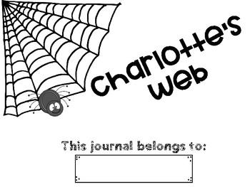 Charlotte's Web - Visualization and Novel Study Activity