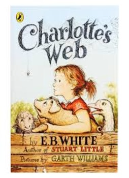 Charlotte's Web Vocab Quizzes- 4 quizzes covers the whole book