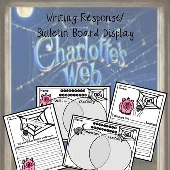 Charlotte's Web Writing Prompt