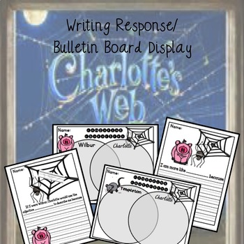 Charlotte's Web Writing Prompt