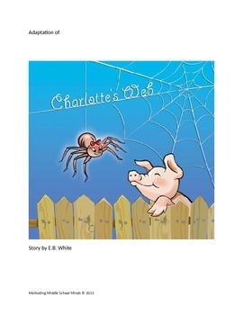 Charlotte's Web adapted for students with disabilities