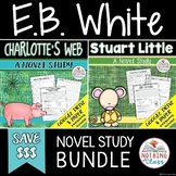 Charlotte's Web and Stuart Little: E.B. White Novel Study Unit Bundle