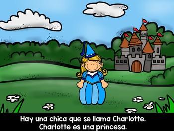 Charlotte y sus problemas