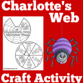 Charlotte's Web Novel Study Activity