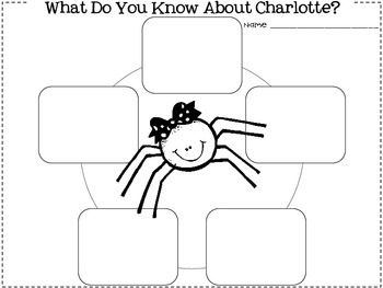 Charlotte's Web {A Book Companion & Craft}