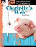 Charlotte's Web: An Instructional Guide for Literature (Physical book)