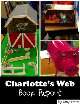 Charlotte's Web Book Report Homework