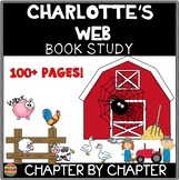 Charlotte's Web Book Study Chapter by Chapter and More