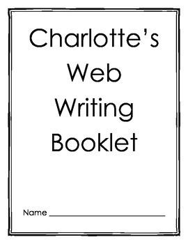 Charlotte's Web Booklet