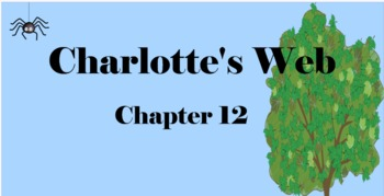Charlotte's Web Chapter 12 Mimio & More