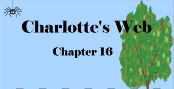 Charlotte's Web Chapter 16 Mimio & More
