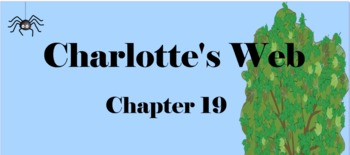 Charlotte's Web Chapter 19 Mimio & More