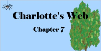 Charlotte's Web Chapter 7 Mimio & More