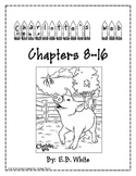 Charlotte's Web - Chapters 8-16  Packet