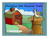 Charlotte's Web Character Trait Vocabulary