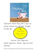Charlotte's Web Common Core Aligned Interactive Novel Study