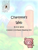 Charlotte's Web Common Core Reading Unit