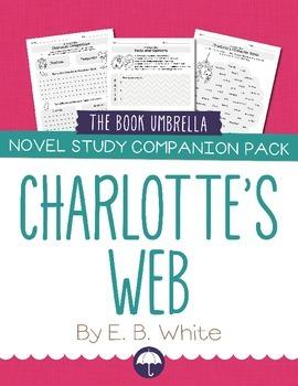 Charlotte's Web Companion Pack