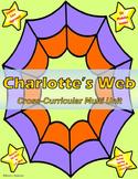 Charlotte's Web Cross-Curricular Multi Unit