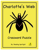 Charlotte's Web: Crossword Puzzle (Distance Learning)