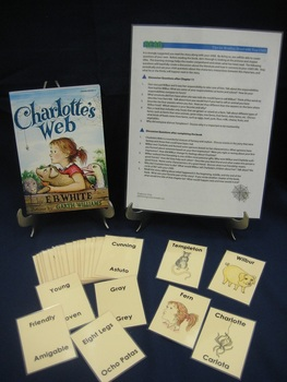 Charlotte's Web English parent pack