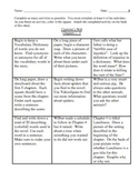 Charlotte's Web Enrichment Novel Study