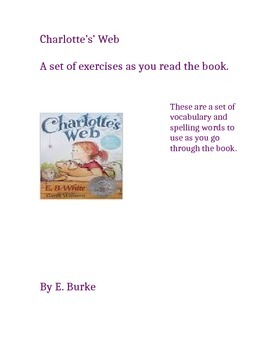 Charlotte's Web--Exercises For Students