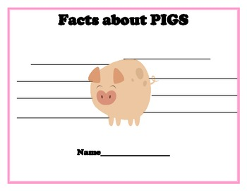 Charlotte's Web - Facts about Pigs
