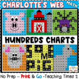 Charlotte's Web -Hundreds Chart Hidden Picture