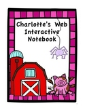 Charlotte's Web Interactive Notebook