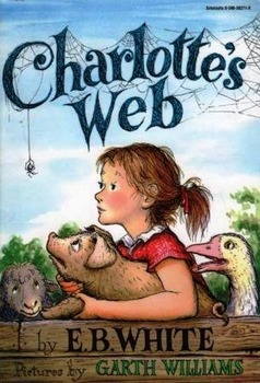 Charlotte's Web Interative Smart Notebook Lesson