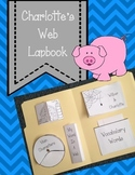 Charlotte's Web Lapbook Reading Comprehension and Writing Activities