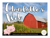 Charlotte's Web Literacy Bundle!
