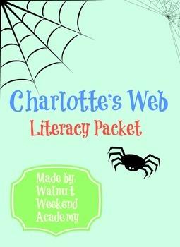 Charlotte's Web Literacy Unit