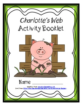 Charlotte's Web Movie Common Core Literature Study Great for End of the Year