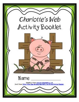 Charlotte's Web Movie Common Core Literature Study Great f