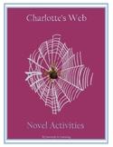 Charlotte's Web Novel Activities