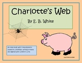 Charlotte's Web Novel Study-Common Core/Core Knowledge