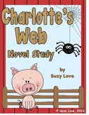 Charlotte's Web Novel Study Packet