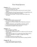 Charlotte's Web Novel Study Questions