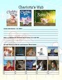 Charlotte's Web Novel Study and Activities