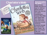 Charlotte's Web Pre Reading Power Point